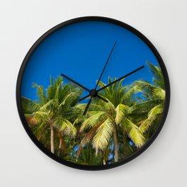 BORACAY 07 Wall Clock