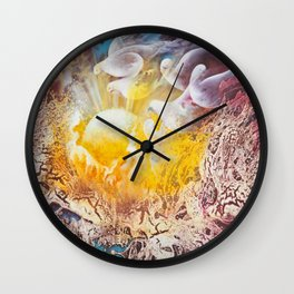 Mural 2 Wall Clock