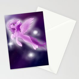 Galaxy Pegasus Stationery Cards