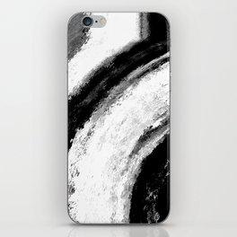B&W iPhone Skin