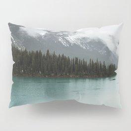 Landscape Photography Maligne Lake Pillow Sham