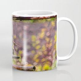 The Birdfeeder Coffee Mug