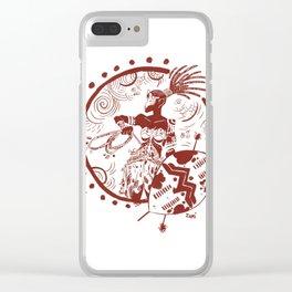 Afr Amazon Fan Art Clear iPhone Case