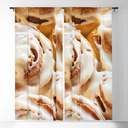 Cinnamon Buns Blackout Curtain