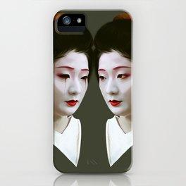 Geiko iPhone Case
