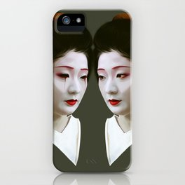 Geiko iPhone Case