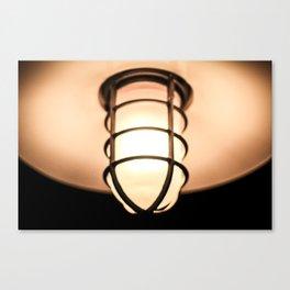 rustic lights Canvas Print