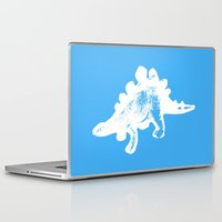 dino Laptop & iPad Skins featuring Dino by Hexo