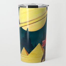 Yellow Summit Travel Mug