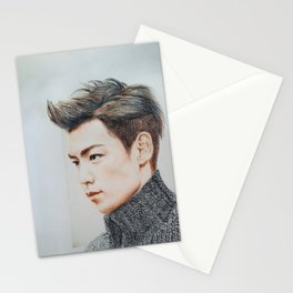 T.O.P Stationery Cards