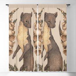 The Marten and Foxglove Blackout Curtain