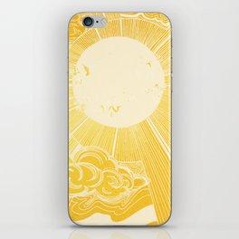 Solar Flare iPhone Skin