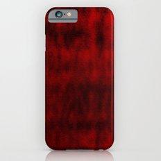 Blood drop  Slim Case iPhone 6s