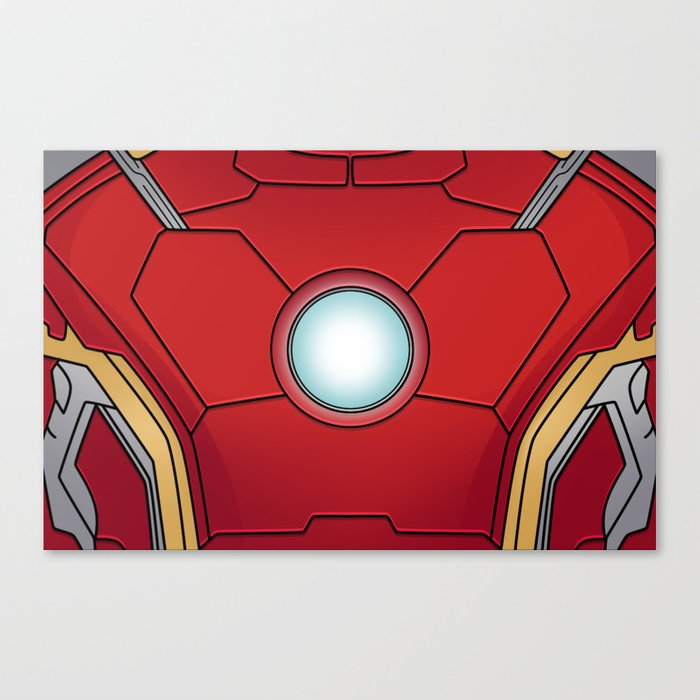 MARK 43 Canvas Print