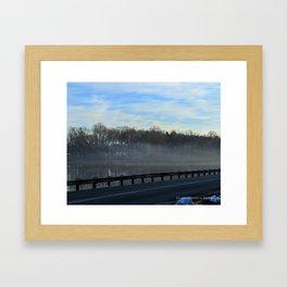 Lake Imogene Framed Art Print