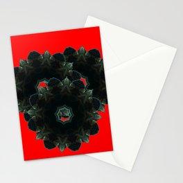 Black Upton Stationery Cards