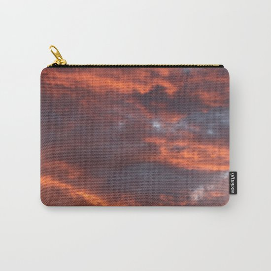 The Sun Will Set Carry-All Pouch