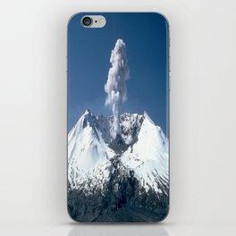 Mount St. Helens 🌋 Volcano  iPhone Skin