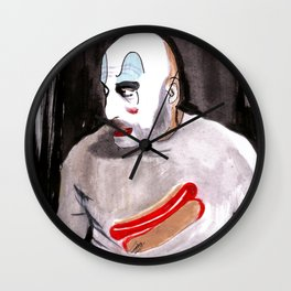 Come On Down To Captain Spaulding's Museum Of Monsters And Mad-Men Wall Clock