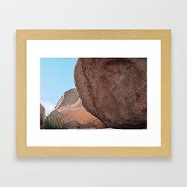 Joshua Tree - Sublime Framed Art Print