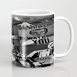 Even The Eye's Have Eyes Coffee Mug