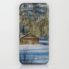 Winter Barn iPhone 6s Slim Case