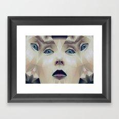 Facet_CD1 Framed Art Print
