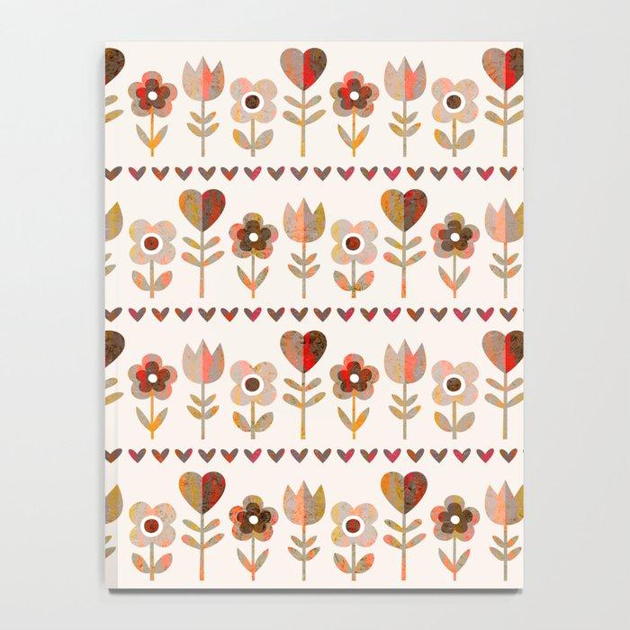 LOVE GARDEN - VINTAGE Notebook