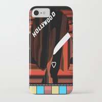 hollywood iPhone & iPod Cases featuring Hollywood by AndISky