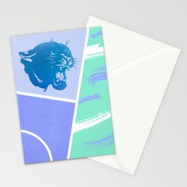 Go Panthers Stationery Cards
