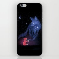 freeminds iPhone & iPod Skins featuring Celestial by Freeminds
