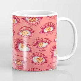 EYES PATTERN Coffee Mug
