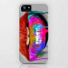 Kiss iPhone (5, 5s) Slim Case