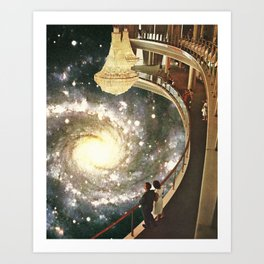 A Spiral of Confessions Art Print