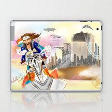SCAPE AWAY. Laptop & iPad Skin