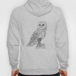The Barn Owl Hoody