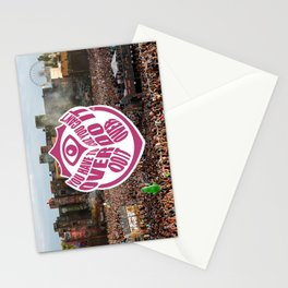 TomorrowWorld 2013 - Over Do It Stationery Cards
