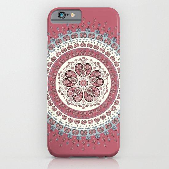 Mandala Paisley - Love iPhone & iPod Case