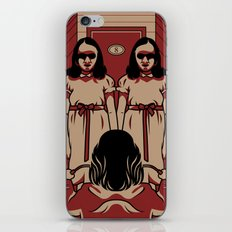 Dark Symmetry iPhone & iPod Skin