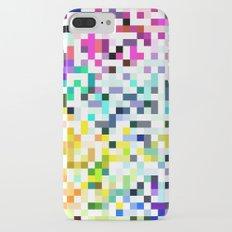 Pixelated No.1 iPhone 7 Plus Slim Case