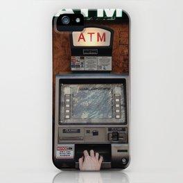 ATM iPhone Case