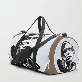 Stephen Hawking Duffle Bag