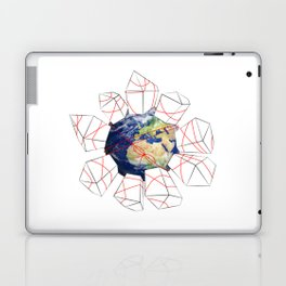 Wrapped to a Warped World Laptop & iPad Skin