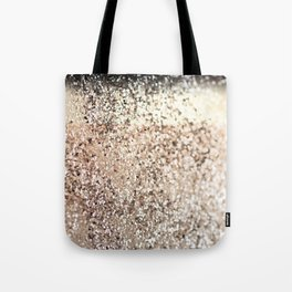 Sparkling GOLD Lady Glitter #2 #decor #art #society6 Tote Bag