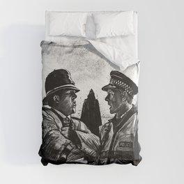 Hot Fuzz Comforters