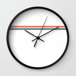 A Ray Of Sunshine Wall Clock