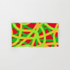lively lines Hand & Bath Towel