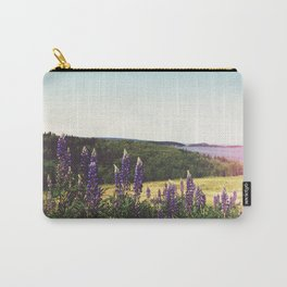 Lupine Flowers of the Maritimes Carry-All Pouch