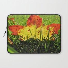 Autumn Kaleidoscope Laptop Sleeve
