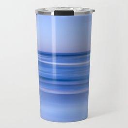 tranquil  blue beach Travel Mug